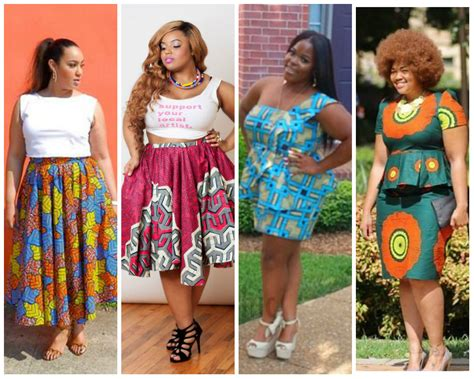 short gowns ankara for fat ladies 14 trendy ankara skirt and blouse styles for plus size