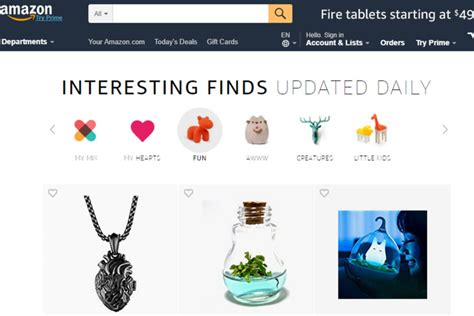 interesting finds amazon amazon com launch interesting finds under 10 and