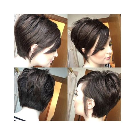 bob haircuts from behind 971 best images about hairstyles on pinterest bobs