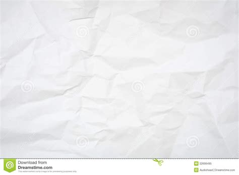 How To Make Paper And Wrinkly - wrinkled paper royalty free stock photo image 22699495