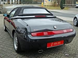Alfa Romeo 1996 1996 Alfa Romeo Spider 3 0 V6 L Car Photo And Specs
