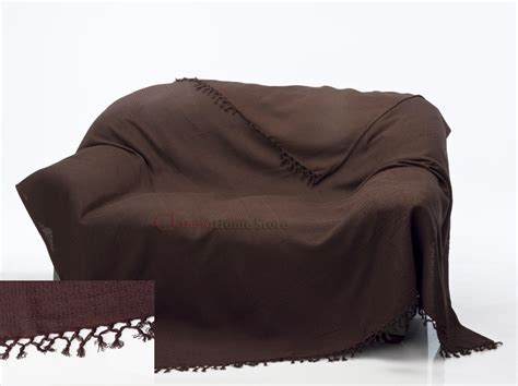 throws for sofas and chairs brown throws for sofas sofa throw blanket centerfieldbar