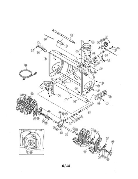 craftsman snowblower parts diagram get genuine craftsman parts and free manual for model