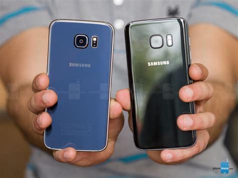 Samsung S6 S7 samsung galaxy s7 vs samsung galaxy s6
