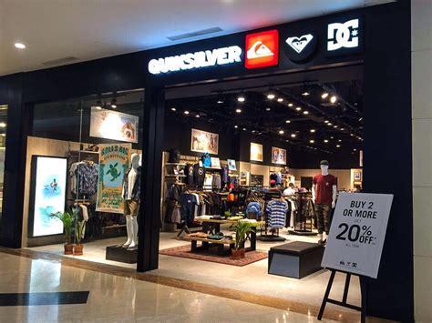 quiksilver indonesia membuka gerai terbarunya