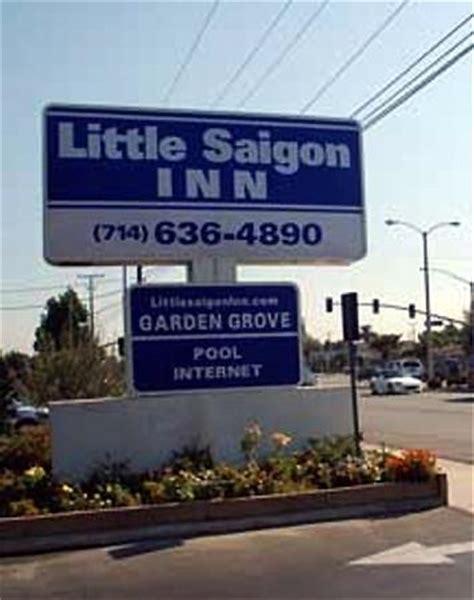 Garden Grove Saigon Saigon Inn Garden Grove California