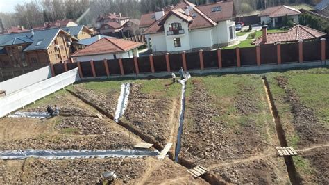 dealing with clay soil and a waterlogged lawn home interior design kitchen and bathroom