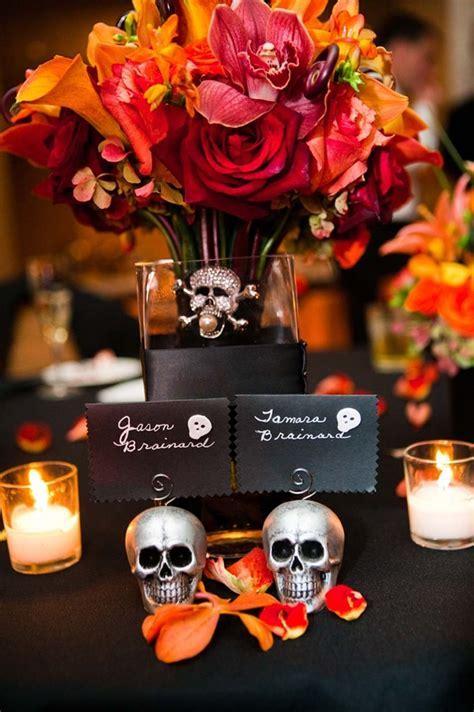 ?Til Death Do You Part: 20 Halloween Wedding Ideas   Brit   Co