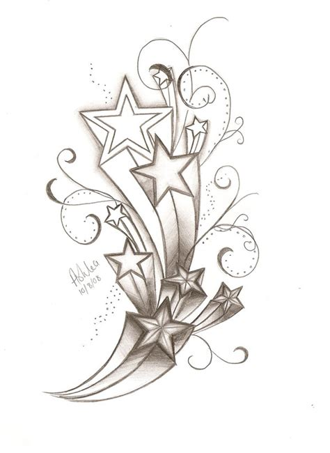 star cluster tattoo designs body art designs gallery