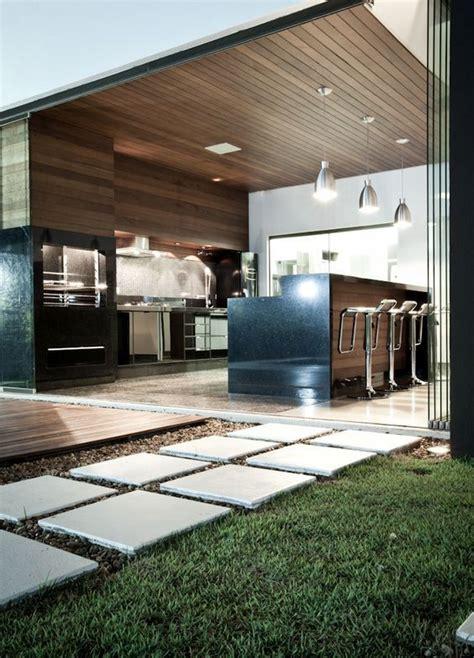 modern outdoor kitchen 25 best ideas about modern outdoor kitchen on