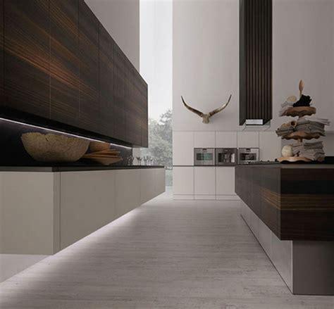 la cuisine minimaliste avec vision sophistiqu 233 e