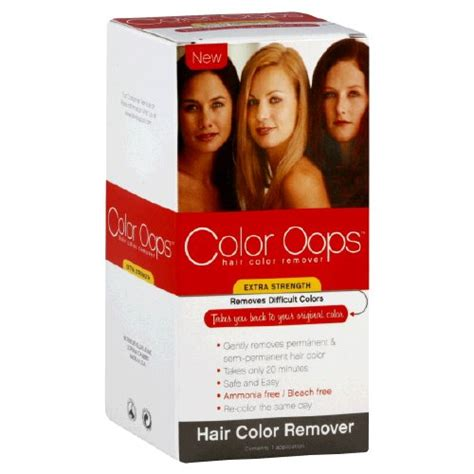 color opps how i lightened my hair with color