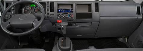isuzu commercial vehicles  cab  trucks