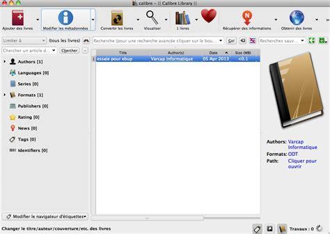 format epub logiciel convertir un fichier epub
