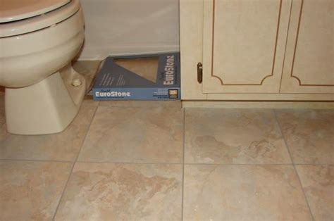 bathroom floor stick tiles peel and stick floor tile lowes