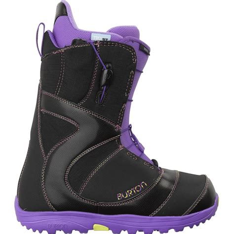 burton mint snowboard boots s 2014 evo outlet