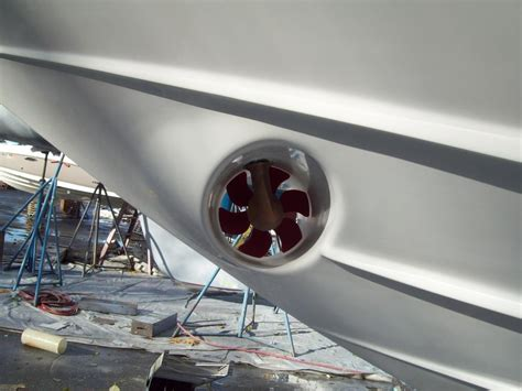 boat thrusters a bow thruster the tao of sailing pinterest engine