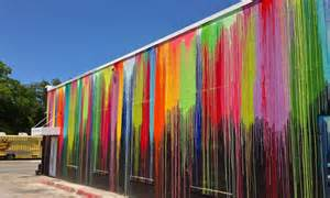 Rainbow Wall Murals biscuit paint wall in montrose biscuitpaintwall 365