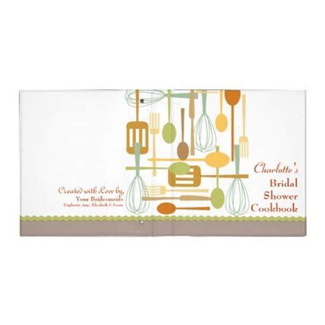 wedding shower cookbook 23 best bridal shower recipe book images on