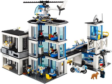 Lego 60141 ? Police Station   i Brick City
