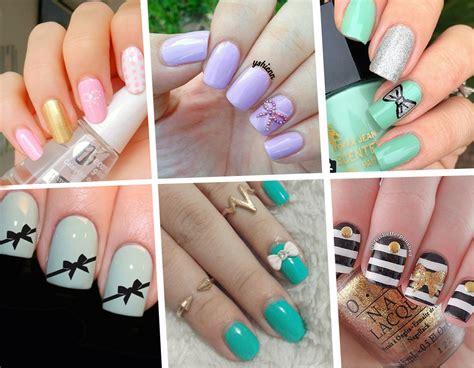 tutorial unghie instagram unghie delicati fiocchetti per una manicure femminile da