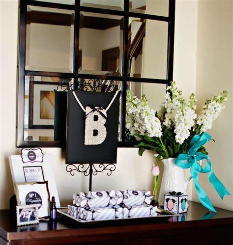 Chanel Decorations by Kara S Ideas Coco Chanel Inspired Birthday Via