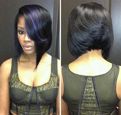 Nice Short Bobs for Black Women   Short Hairstyles 2016