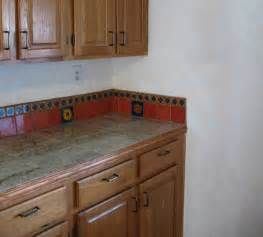 mexican tile kitchen backsplash mexican tile liner backsplash mexican home decor gallery