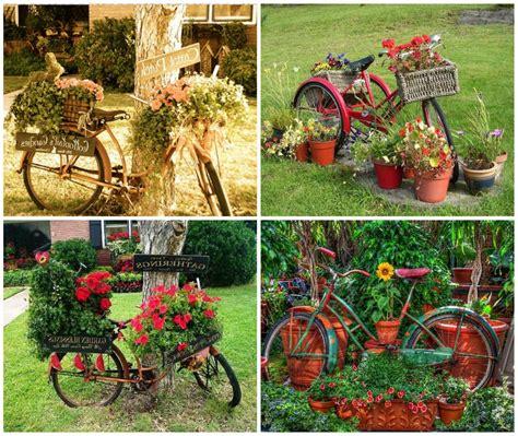 Recycled Garden Decor Garden Decor Made From Junk Seputarindonesa