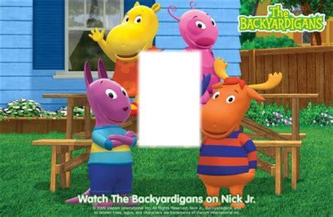 Backyardigans Cena Photo Montage Backyardigans Pixiz