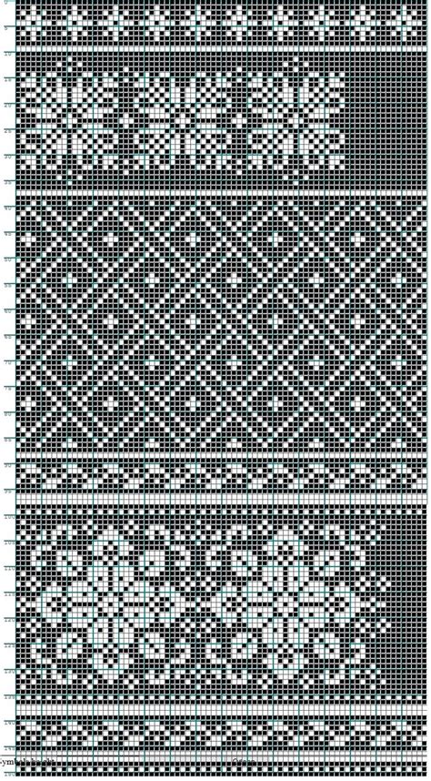 fair isle knitting motifs the world s catalog of ideas
