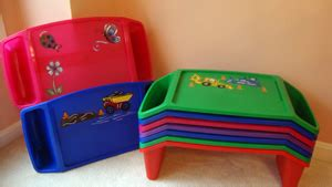 Childrens Lap Desk For Car Personalized Laptrays For Kids