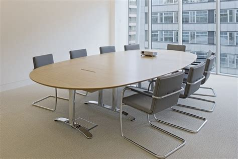 Oval Shaped Meeting Table Oval Meeting Table Furniture Digital