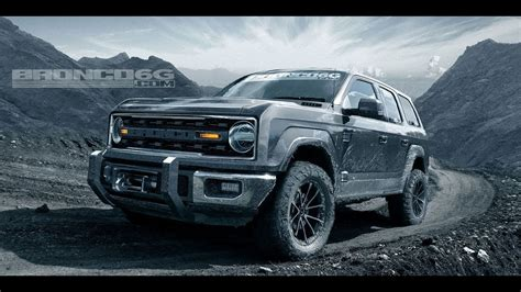 2020 Ford Bronco Detroit Auto Show by Ford Bronco 2020 All That We Ford Announcement