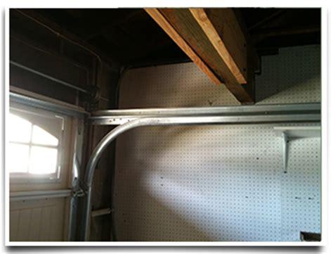 Low Ceiling Garage Door by Garage Door Accessories And Parts All County Garage Doors