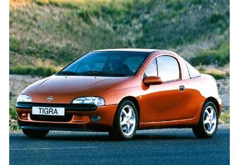 Opel Tigra 1 6 Opel Tigra 1 6 16v Photos And Comments Www Picautos