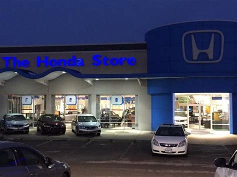 Honda Store Boardman by The Honda Store Youngstown Oh 44512 Car Dealership And