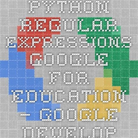 pattern library in python 1000 ideas about regular expression python on pinterest