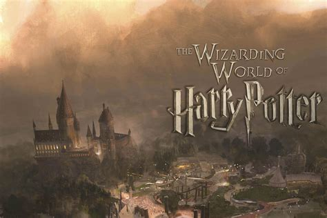 harry potter wizarding world 149536674x 駭客精選景點 哈利波特魔法世界主題樂園 倫敦 斜角巷 開幕了 miles worker