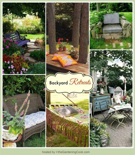 backyard retreat ideas    favorites