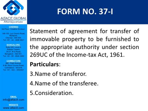 section 11 12 of income tax act permission from it dept for transfer or sale of assets