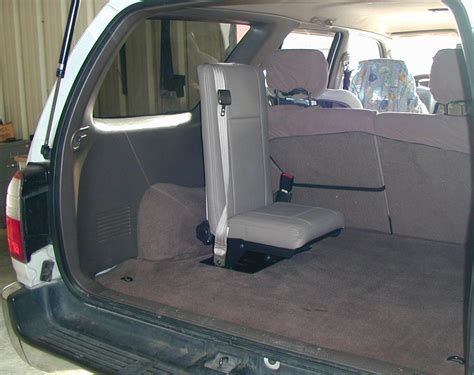 2008 Toyota 4runner 3rd Row Seat 2008 Toyota 4runner Third Row Seat