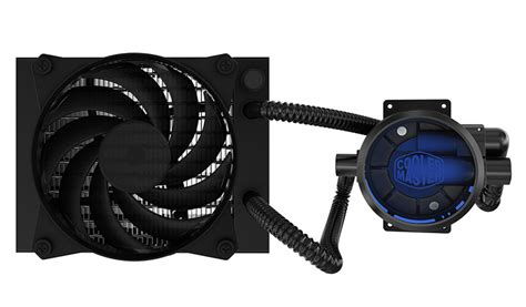 Cooler Master Liquid Pro 120 masterliquid pro 120 non sleeve version cpu liquid cooler cooler master
