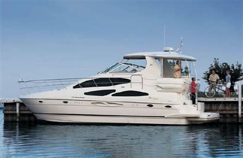 42 foot cruiser houseboat cruisers yachts 405 express motoryacht boats for sale