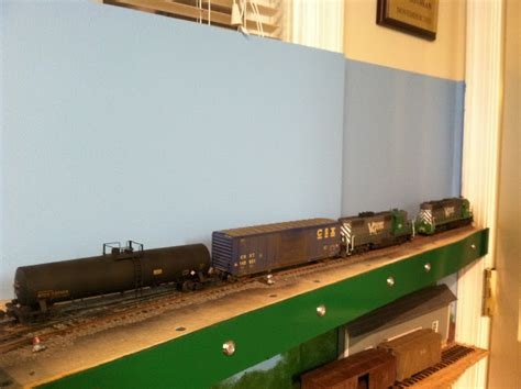 Switching Layout Blog | the virginia midland ho railroad blog saturday