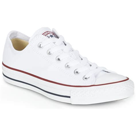 imagenes de converse blancas originales converse chuck taylor all star core ox blanc optical