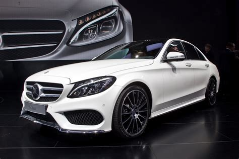 2015 mercedes c class makes stylish entry at the