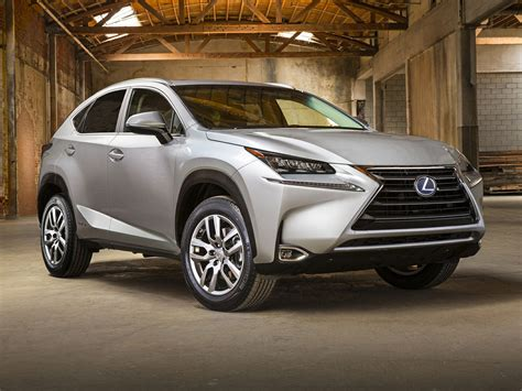 2016 Lexus Nx 300h Price Photos Reviews Features