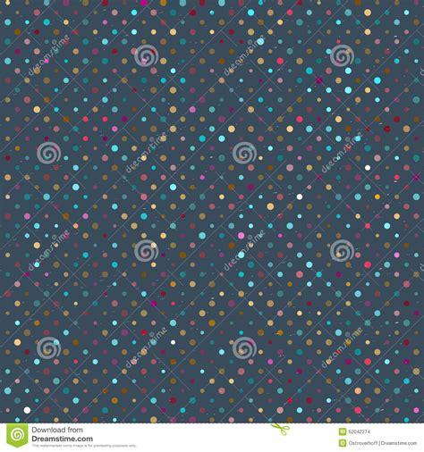 retro polka dot pattern vector by heizel on vectorstock polka dot old scratch pattern retro styled vector stock