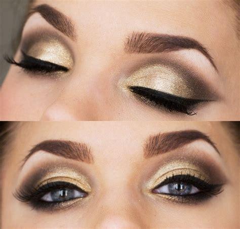 Eyeshadow Gold gold eyeshadow